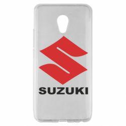Чехол для Meizu MX6 Suzuki
