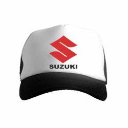 Дитяча кепка-тракер Suzuki