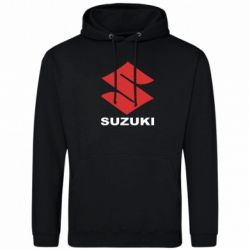 Толстовка Suzuki - FatLine