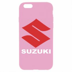 Чехол для iPhone 6/6S Suzuki - FatLine