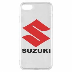 Чехол для iPhone 8 Suzuki