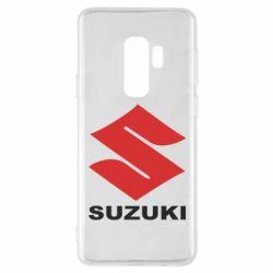 Чехол для Samsung S9+ Suzuki - FatLine
