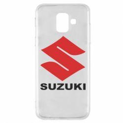 Чехол для Samsung A6 2018 Suzuki - FatLine