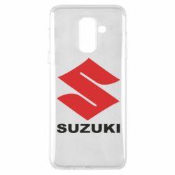 Чехол для Samsung A6+ 2018 Suzuki - FatLine