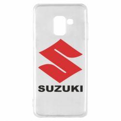 Чехол для Samsung A8 2018 Suzuki - FatLine