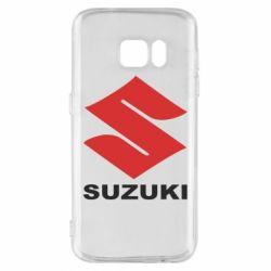 Чехол для Samsung S7 Suzuki - FatLine