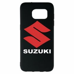 Чехол для Samsung S7 EDGE Suzuki - FatLine