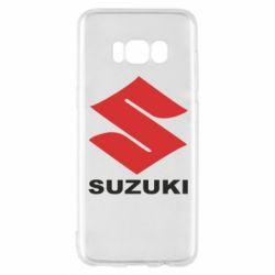 Чехол для Samsung S8 Suzuki - FatLine