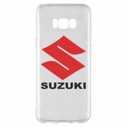 Чехол для Samsung S8+ Suzuki - FatLine