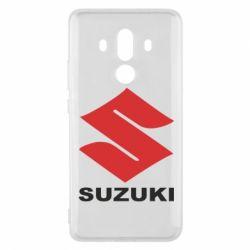 Чехол для Huawei Mate 10 Pro Suzuki - FatLine