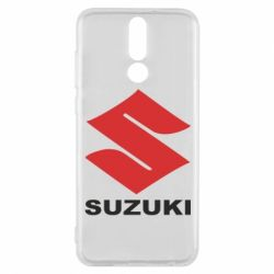 Чехол для Huawei Mate 10 Lite Suzuki - FatLine