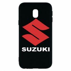 Чехол для Samsung J3 2017 Suzuki - FatLine