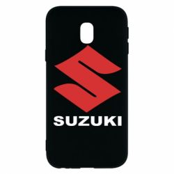 Чохол для Samsung J3 2017 Suzuki