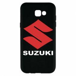 Чехол для Samsung A7 2017 Suzuki - FatLine