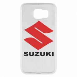 Чехол для Samsung S6 Suzuki - FatLine