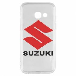 Чехол для Samsung A3 2017 Suzuki - FatLine
