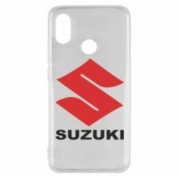 Чехол для Xiaomi Mi8 Suzuki - FatLine