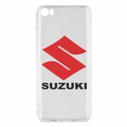 Чехол для Xiaomi Xiaomi Mi5/Mi5 Pro Suzuki - FatLine
