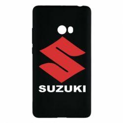 Чехол для Xiaomi Mi Note 2 Suzuki - FatLine