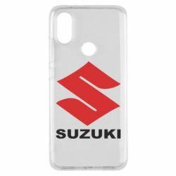 Чехол для Xiaomi Mi A2 Suzuki - FatLine