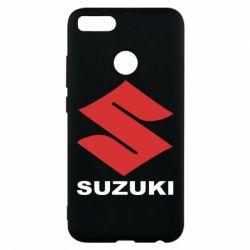 Чехол для Xiaomi Mi A1 Suzuki - FatLine