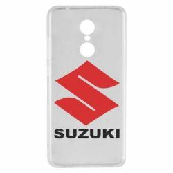 Чехол для Xiaomi Redmi 5 Suzuki - FatLine