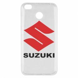 Чехол для Xiaomi Redmi 4x Suzuki - FatLine