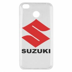 Чехол для Xiaomi Redmi 4x Suzuki