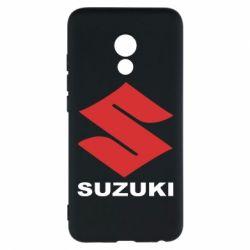 Чехол для Meizu Pro 6 Suzuki - FatLine