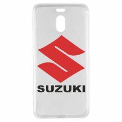 Чехол для Meizu M6 Note Suzuki - FatLine