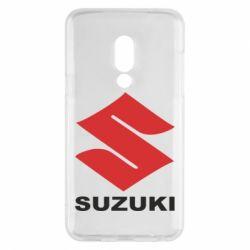Чехол для Meizu 15 Suzuki - FatLine