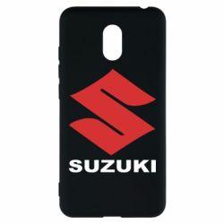 Чехол для Meizu M6 Suzuki - FatLine