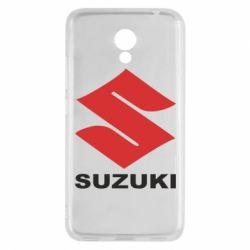 Чехол для Meizu M5c Suzuki - FatLine
