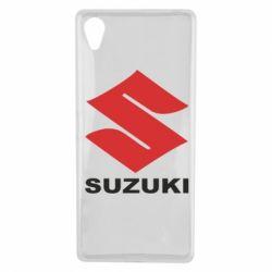 Чехол для Sony Xperia X Suzuki - FatLine