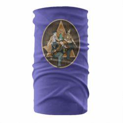Бандана-труба Сверхъестественное Арт