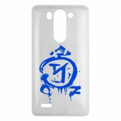 Чехол для LG G3 mini/G3s Сверхъестественное логотип - FatLine
