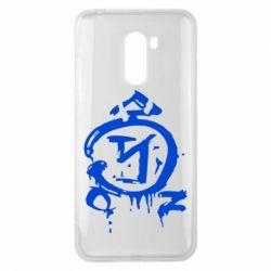 Чехол для Xiaomi Pocophone F1 Сверхъестественное логотип - FatLine