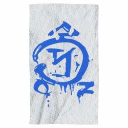 Полотенце Сверхъестественное логотип - FatLine