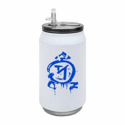 Термобанка 350ml Сверхъестественное логотип