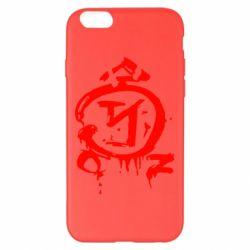 Чехол для iPhone 6 Plus/6S Plus Сверхъестественное логотип - FatLine