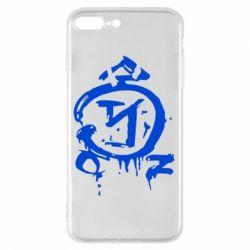 Чехол для iPhone 7 Plus Сверхъестественное логотип - FatLine
