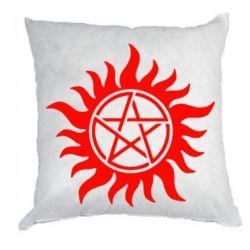 Подушка Сверхъестественное Star - FatLine