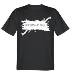 Мужская футболка Сверхъестественное - FatLine