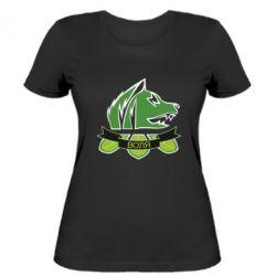 Женская футболка Свобода