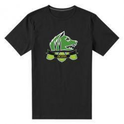 Мужская стрейчевая футболка Свобода