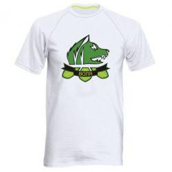 Мужская спортивная футболка Свобода