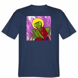 Чоловіча футболка Святий богомол