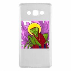 Чохол для Samsung A7 2015 Святий богомол