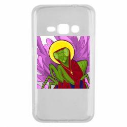 Чохол для Samsung J1 2016 Святий богомол