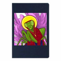 Блокнот А5 Святий богомол